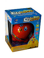Музыкальный цыпленок Kronos Toys 698 Красный