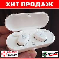 АКЦИЯ! Лучшие беспроводные блютуз наушники вкладыши TWS Touch Two Bluetooth! Лучше чем xiaomi mi redmi airdots