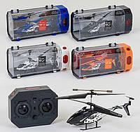 Вертолет на радиоуправлении, гироскоп, подсветка, 4 вида