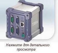 Tibbo DS 1000 BASIC контроллер 4 порта RS-232 — Ethernet 100BaseT