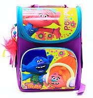 Рюкзак школьный каркасный Тролли «1 вересня» 553359
