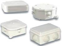 Коробки монтажные, распределительные, герметичные IP41-IP55. Для электромонтажа