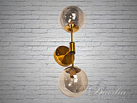 Светильник лофт на 2 лампы&6021/2