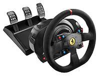 Кермо і педалі для PC / PS4®/ PS3® Thrustmaster T300 Ferrari Integral RW Alcantara edition