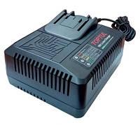 Зарядное устройстводля быстрой зарядки Li-ion батареи 18V Toptul KALD0124E