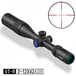 Прицел Discovery Optics VT-R 3-12x42 AOE