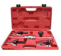 Съемник подшипников, набор, с обратным молотком, 15-80 мм, Стандарт SK0362, фото 1