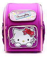 Рюкзак школьный каркасный Кошечка «1 вересня» 551514