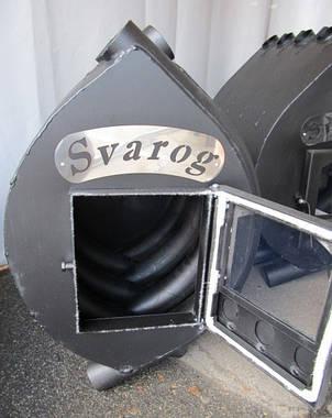 """Дровяная печь """"Svarog"""" тип 02, фото 2"""