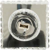 Светильник точечный Blitz G9 хром BL4472S CH CL T30812887