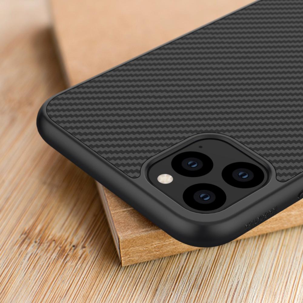 Карбоновый чехол для iPhone 11 Pro Nillkin Synthetic Fiber