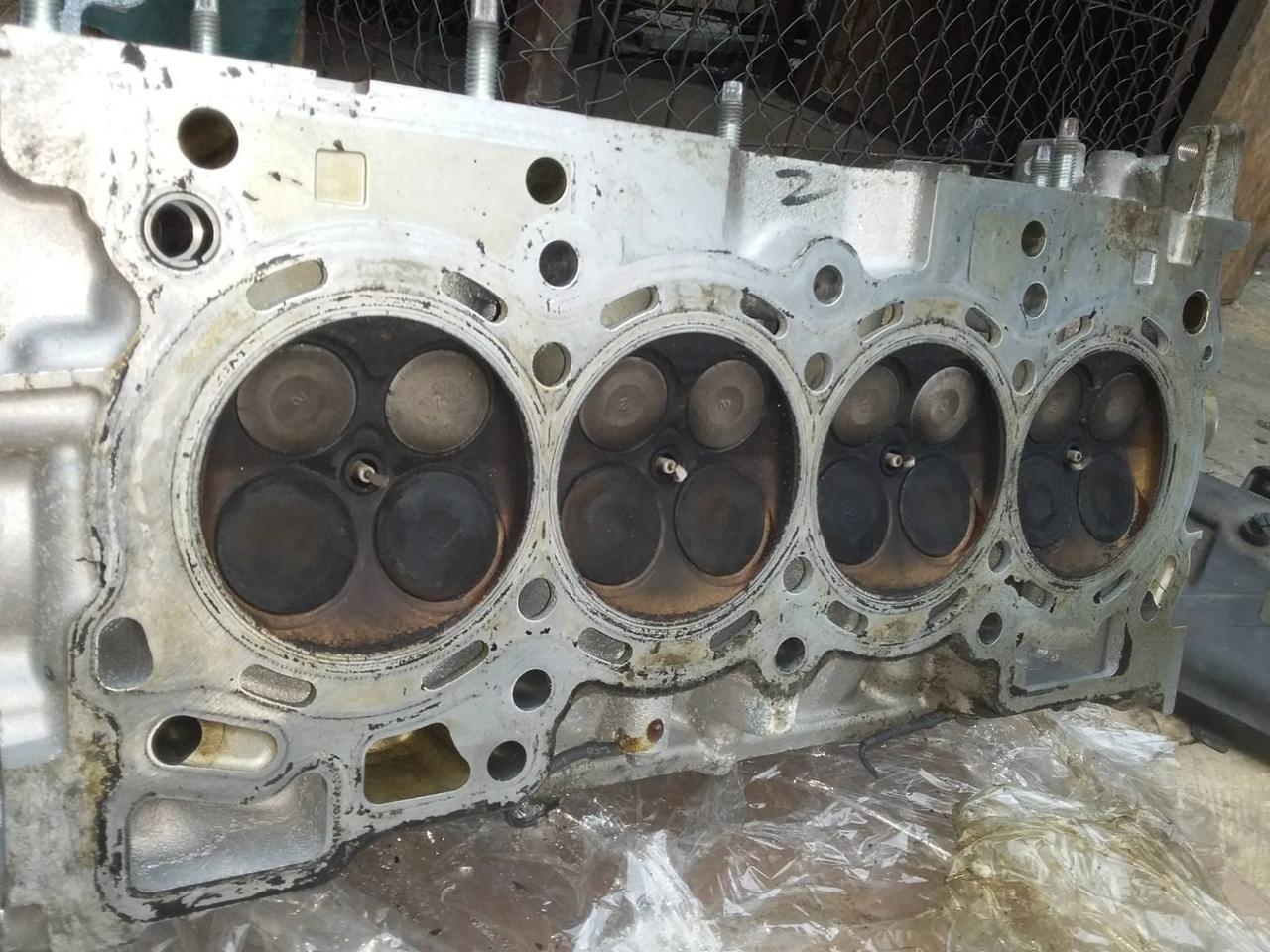 Головка блока гбц MR20DE Nissan Qashqai J10 XTrail T31 11040ED80B 11040ED82B
