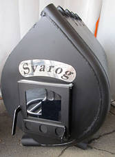 """Дров'яна піч """"Svarog"""" тип 04, фото 3"""