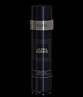 Тонизирующий шампунь с охлаждающим эффектом ALPHA HOMME 250ml Estel Professional