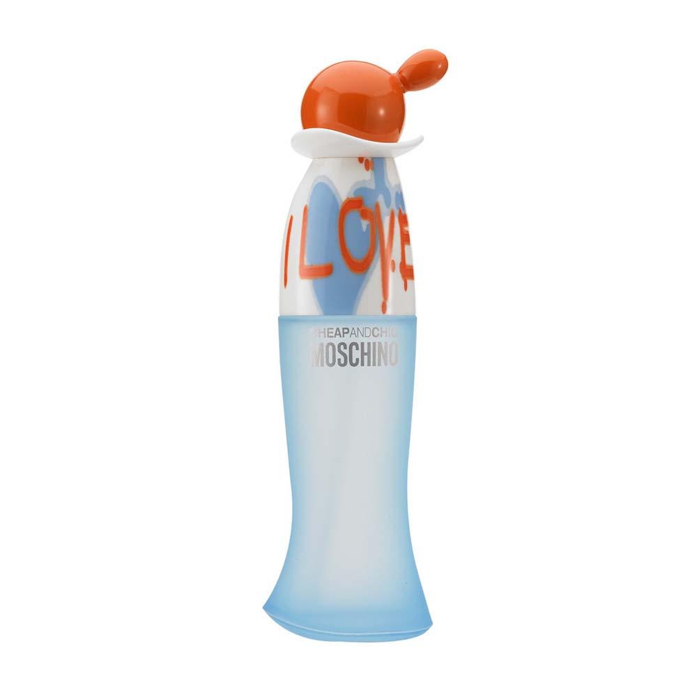 Moschino Cheap & Chic I Love Love Туалетная вода 100 ml ( Москино Чип Чик Ай Лав Лав )