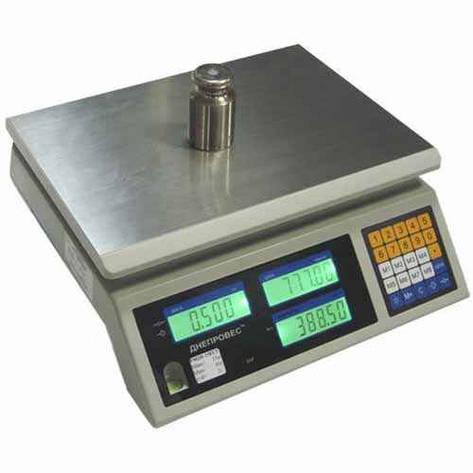 Весы торговые F902H-30ЕС1, фото 2