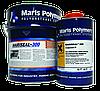 Мастика полиуретановая для водных резервуаров, бассейнов Mariseal 300. Гидроизоляция