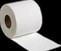Туалетная бумага, белая, 150 метров