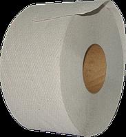 Туалетная бумага, серая, 100 метров