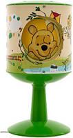 Настольная лампа декоративная Oktay Pooh 1x60 Вт E27 разноцветный 4202 T31328051
