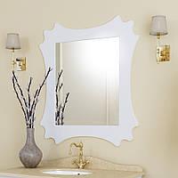 Зеркало Marsan DIANNE влагостойкое в деревянной раме