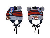 Детская шапка №: 2008