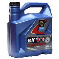 Моторное масло 10W40 Evol 700 Diesel Turbo 5л ELF
