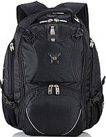 Вместительный рюкзак 30 л. для ноутбука до 15'' SWISS GEAR 9259215 черный