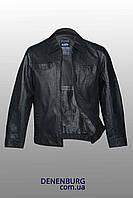 Куртка мужская экокожа BAOF 67 чёрная