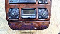 Блок управления печкой Mercedes S-Class W220, A2208300185, A2208300985