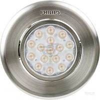 Светильник точечный Philips 47040 LED Essential 2700 К никель 915005089001 T31311041
