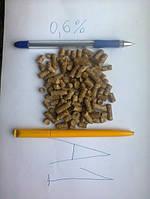 Pellet hurtowo (sosna) barwa jasnobrązowy, 0,7% popiołu, Poznań, фото 1