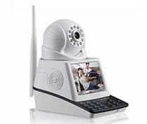 Камера видеонаблюдения с экраном Net Camera 1758