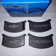 Колодки передние тормозные Таврия Славута ЗАЗ 1102 1103 1105 Триал Спорт