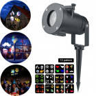 Лазерный проектор с пультом управления Star Shower 12 картинок