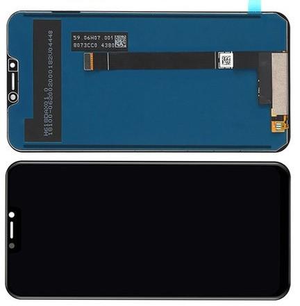 Дисплей Asus ZE620KL X00QD / 5Z ZS620KL Zenfone 5 модуль в зборі з тачскріном, чорний