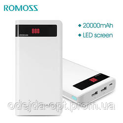 Power Bank ROMOSS Sense 6P 20000 мАч