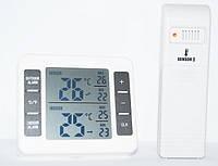 Термометр з сигналізацією і з бездротовим датчиком