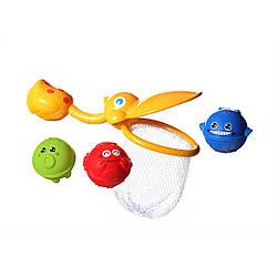 Іграшка для ванни Пелікан Пако BabyOno 881