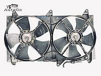 Диффузор с вентиляторами Chevrolet Daewoo Evanda
