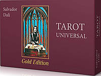 Универсальное Таро Сальвадора Дали (Золотое Издание) / Salvador Dali Universal Tarot (Gold Edition)