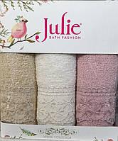 """Набор полотенец для кухни """"Julie"""" (30x50: 3 шт) 2"""