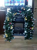 *Новогодняя гирлянда  3000 см с декором!!, фото 1