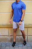 Мужские шорты и футболка поло Nike (Найк), фото 1