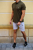 Чоловічі шорти і футболка поло Jordan (Джордан)