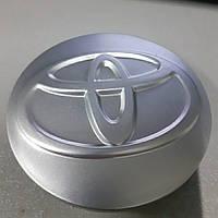 Колпачки для литых дисков Toyota под покраску