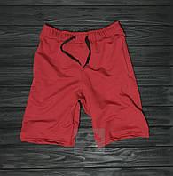 Чоловічі червоні літні шорти / Спортивні костюми на літо