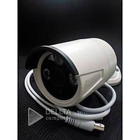 Гибридная видеокамера Fosvision FS-623N-20 белая, 1080, 2.0MP, металл, 12V, 2A, 3.6mm, видеонаблюдение Fosvision, камера видеонаблюденя