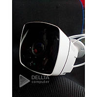 Гибридная видеокамера Fosvision FS-618N-402688 белый, 4.0MP, металл, проводная, видеонаблюдение Fosvision, камера видеонаблюденя