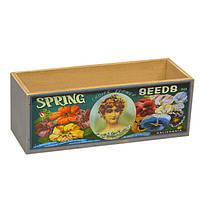 Декоративный деревянный ящик SKL11-208260